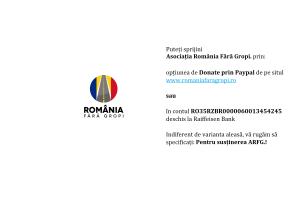 RFG - donate sprijin
